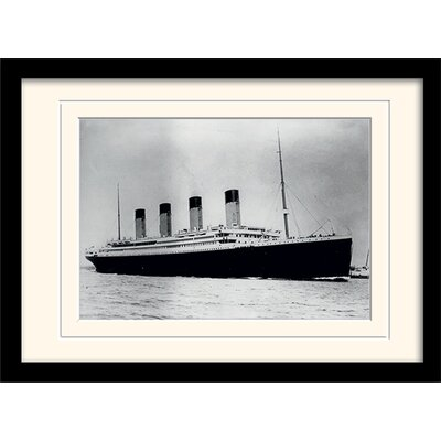 Art Group Titanic Framed Photographic Print