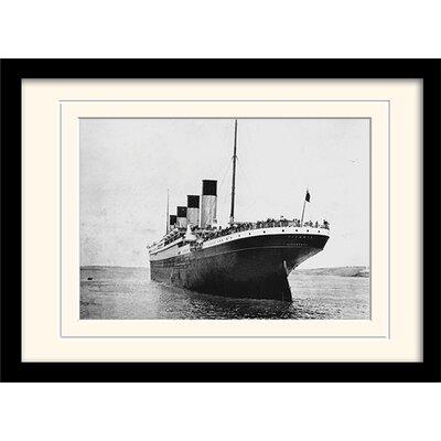 Art Group Titanic Framed Photographic Print