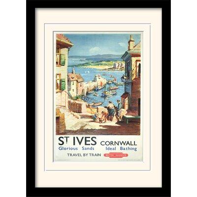 Art Group Cornwall #8 Framed Vintage Advertisement