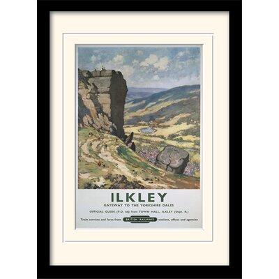 Art Group Ilkley #2 Framed Vintage Advertisement