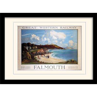 Art Group Cornwall #10 Framed Graphic Art