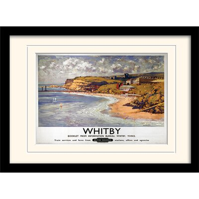 Art Group Whitby Framed Vintage Advertisement