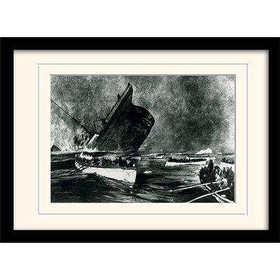 Art Group Titanic Framed Art Print