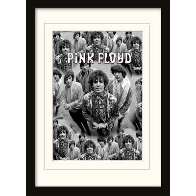 Art Group Pink Floyd Piper Framed Vintage Advertisement