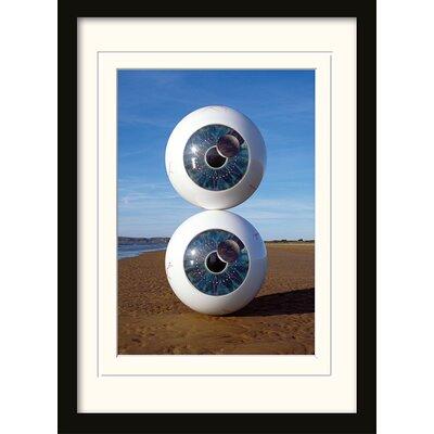Art Group Pink Floyd Pulse Framed Photographic Print