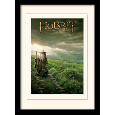 Art Group Gandalf - The Hobbit Framed Vintage Advertisement