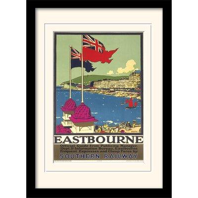 Art Group Eastbourne #1 Framed Vintage Advertisement