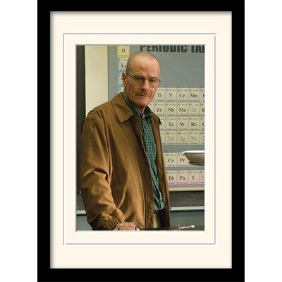 Art Group Teacher Breaking Bad Framed Photographic Print