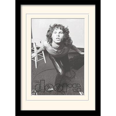 Art Group Jim - The Doors Framed Vintage Advertisement
