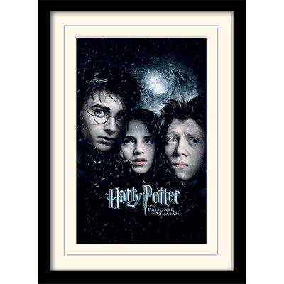 Art Group Harry Potter Prisoner of Azkaban Framed Vintage Advertisement