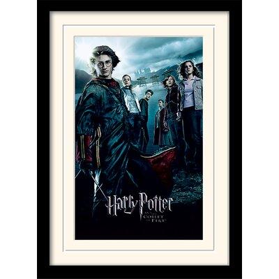 Art Group Harry Potter Goblet of Fire Framed Vintage Advertisement