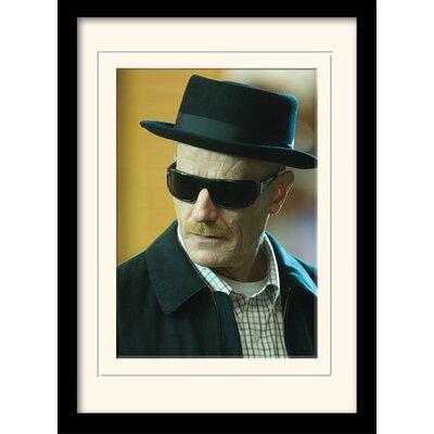 Art Group Heisenberg Breaking Bad Framed Photographic Print