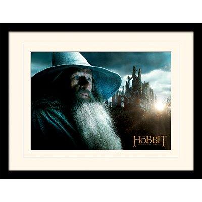 Art Group Gandalf - The Hobbit DOS Framed Vintage Advertisement