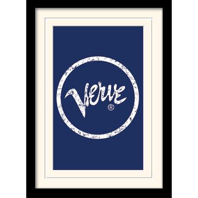 Art Group Logo - Verve Framed Graphic Art