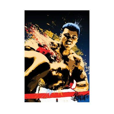 Art Group Muhammad Ali, Sting Graphic Art