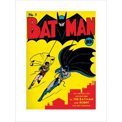 Art Group Batman No.1 Vintage Advertisement