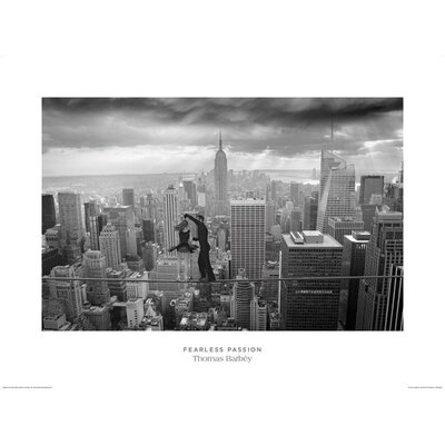 Art Group Fearless Passion by Thomas Barbey Photographic Print