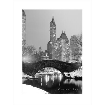 Art Group Central Park 1961 Photographic Print