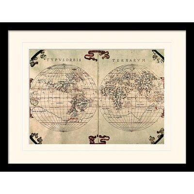 Art Group Tramontana 1587 Framed Graphic Art