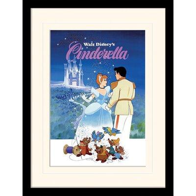 Art Group Cinderella Framed Vintage Advertisement