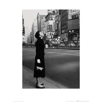 Art Group Time Life - Audrey Hepburn Broadway Photographic Print
