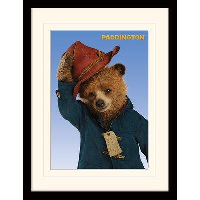 Art Group Paddington Hat Framed Graphic Art
