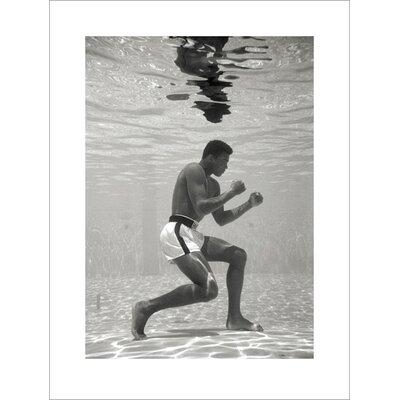 Art Group Muhammad Ali, Underwater Photographic Print