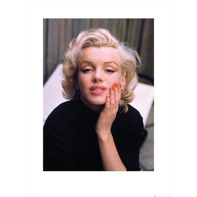 Art Group Time Life - Marilyn Monroe Colour Photographic Print