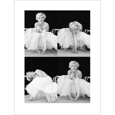 Art Group Marilyn Monroe, Ballerina Sequence Photographic Print