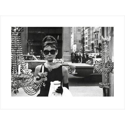 Art Group Window Audrey Hepburn Photographic Print