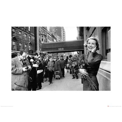 Art Group Time Life - Grace Kelly New York Photographic Print