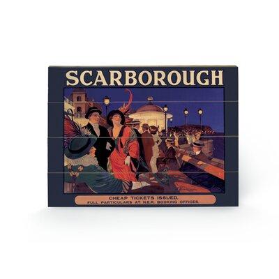 Art Group Scarborough #2 Vintage Advertisement Plaque