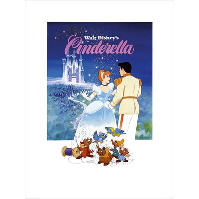 Art Group Cinderella Vintage Advertisement