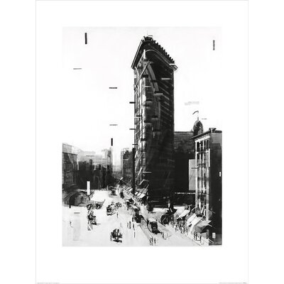 Art Group OGEM - End of the 60 on a Saturday Morning by Wessel Huisman Photographic Print