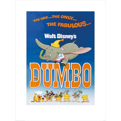 Art Group Dumbo The Fabulous Vintage Advertisement