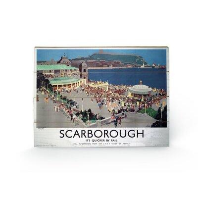Art Group Scarborough #3 Vintage Advertisement Plaque