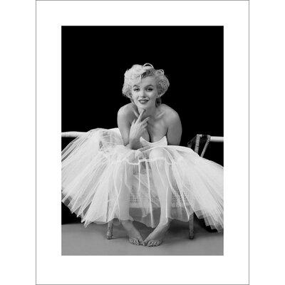 Art Group Marilyn Monroe, Ballerina Photographic Print