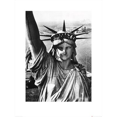 Art Group Time Life - Statue of Liberty Photographic Print