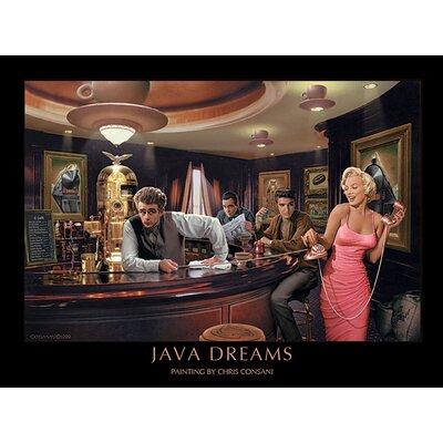 Art Group Java Dreams by Chris Consani Poster Art Print