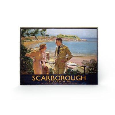 Art Group Scarborough #5 Vintage Advertisement Plaque