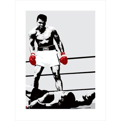 Art Group Muhammad Ali, Gloves Graphic Art