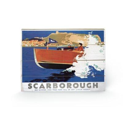 Art Group Scarborough #7 Vintage Advertisement Plaque