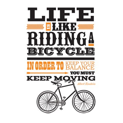 Art Group Asintended Riding A Bicycle Vintage Advertisement Canvas Wall Art