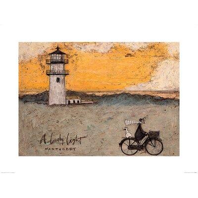 Art Group A Lovely Light, Nantucket by Sam Toft Art Print