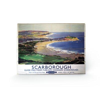 Art Group Scarborough #8 Vintage Advertisement Plaque