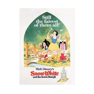 Art Group Snow White Still The Fairest Vintage Advertisement