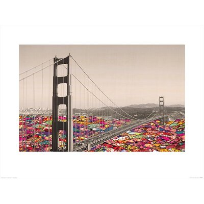 Art Group San Francisco Waters by Bianca Green Graphic Art