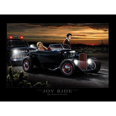 Art Group Joy Ride by Helen Flint Poster Graphic Art