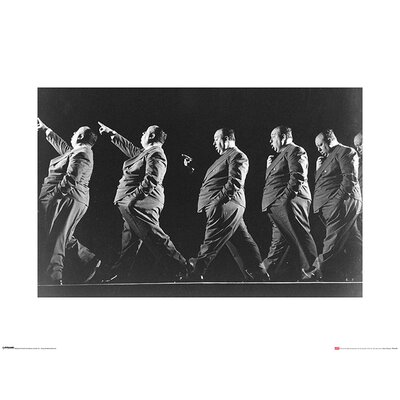 Art Group Time Life - Alfred Hitchcock Photographic Print