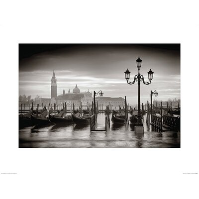 Art Group Venetian Ghosts by Rod Edwards Photographic Print